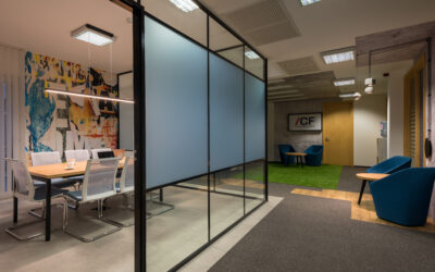 New Office Look for ICF Tech Hungary during the Pandemic